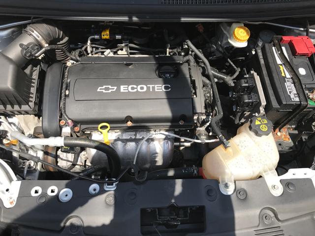 2012 Chevrolet Sonic LT 4dr Hatchback w/2LT - East Liverpool OH