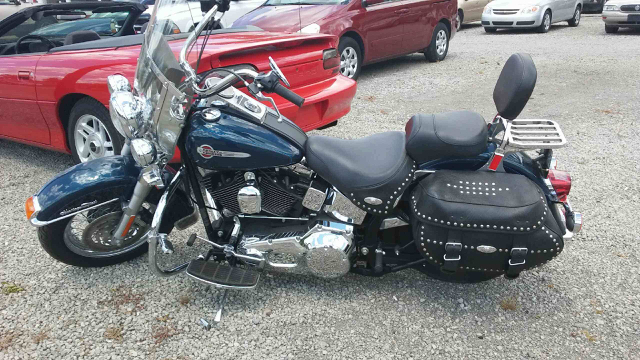 2004 Harley-Davidson Heritage Softail Classic  - East Liverpool OH