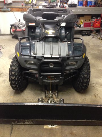 2004  Can-Am Bombardier Traxter 500 Xl