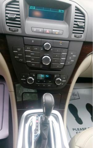 2011 Buick Regal CXL 4dr Sedan w/RL3 - East Liverpool OH