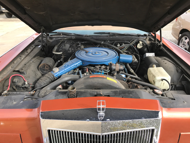 1977 Lincoln Continental COUPE - East Liverpool OH