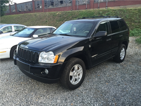 2005 Jeep Grand Cherokee for sale in East Liverpool, OH