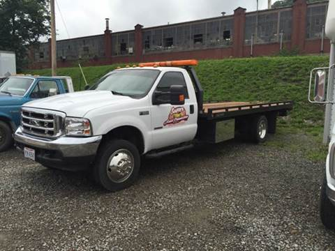 2003 Ford F-550 Super Duty