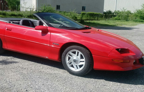 1995 Chevrolet Camaro for sale in East Liverpool, OH
