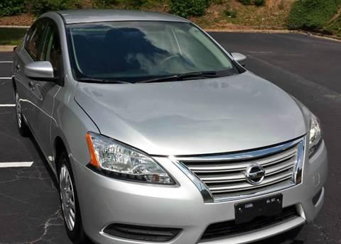 2014 Nissan Sentra for sale in Marietta, GA