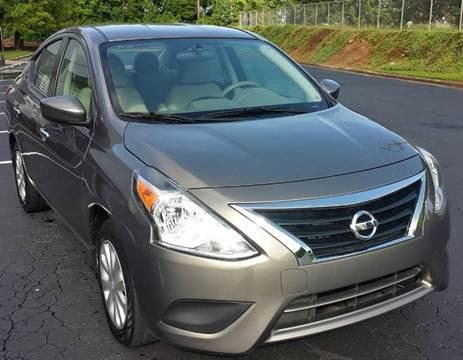 2016 Nissan Versa for sale in Marietta, GA