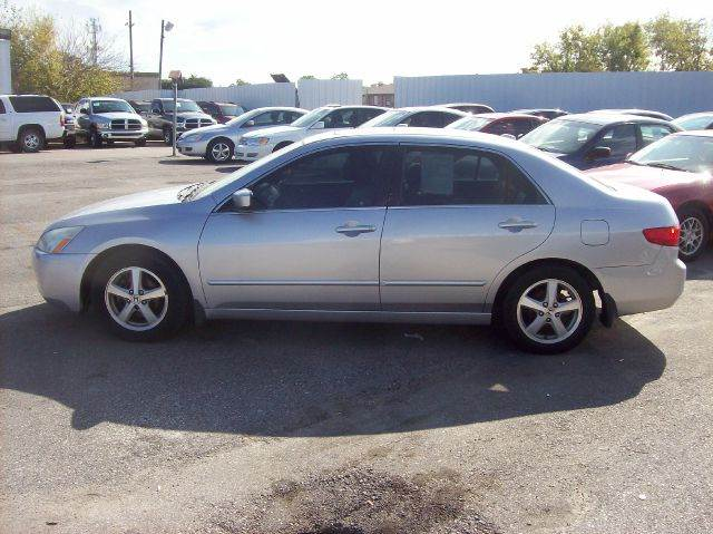 2005 Honda Accord for sale in Pasadena TX