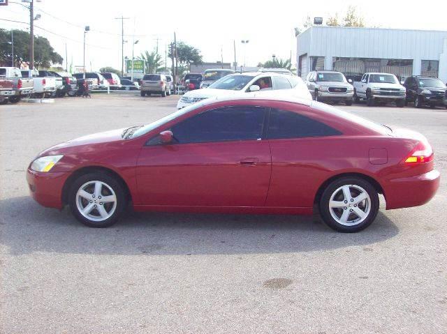2004 Honda Accord for sale in Pasadena TX