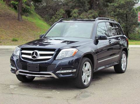 2015 Mercedes-Benz GLK for sale in San Diego, CA