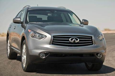 2013 Infiniti FX37 for sale in San Diego, CA