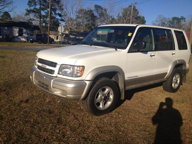 2002 Isuzu Trooper for sale in Valdosta GA