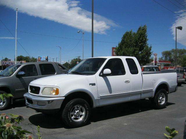 1997 ford f 150 3dr xlt 4wd extended cab sb in pocatello id university auto sales inc. Black Bedroom Furniture Sets. Home Design Ideas