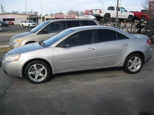 2007 Pontiac G6 for sale in Pocatello, ID