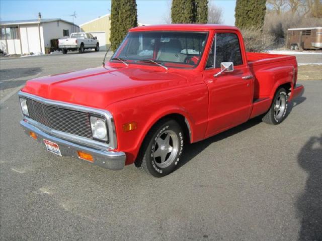 1972 Chevrolet TK