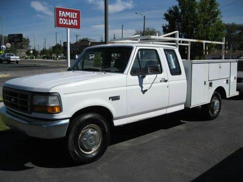 1997 Ford F-250 for sale in Pocatello, ID