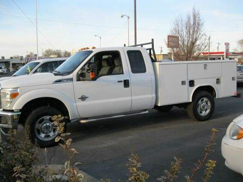 2011 Ford F-350 Super Duty for sale in Pocatello, ID