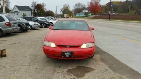 1999 Chevrolet Monte Carlo for sale in Arcadia, WI