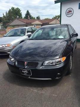 2002 Pontiac Grand Prix for sale in Arcadia, WI