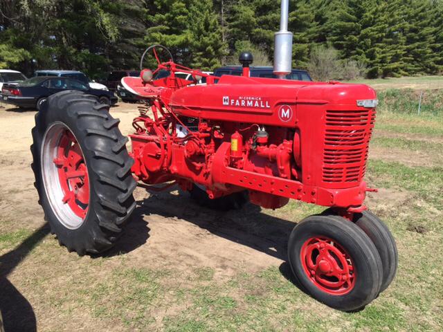 1946 Farmall M