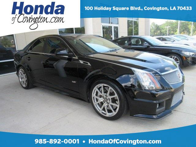 2012 cadillac cts v for sale in covington la. Black Bedroom Furniture Sets. Home Design Ideas
