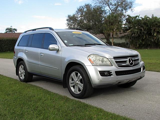2007 mercedes benz gl class gl450 awd gl450 4matic 4dr suv for Mercedes benz gl450 suv
