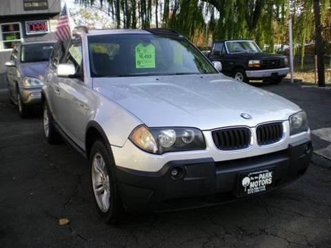 2004 BMW X3 for sale in Belleville, NJ