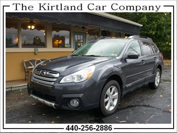 2013 Subaru Outback for sale in Kirtland, OH