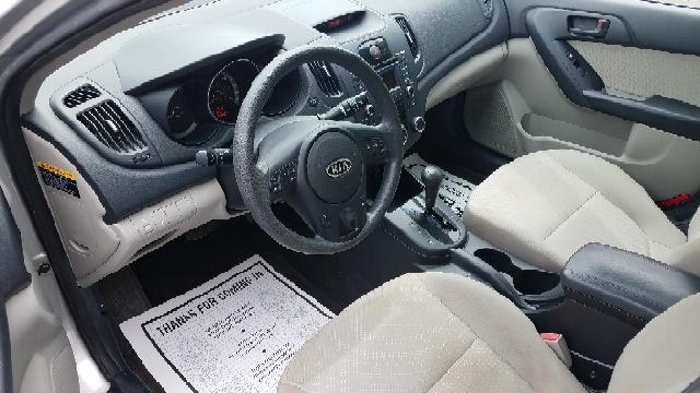 2010 Kia Forte EX 4dr Sedan 4A - Westfield MA