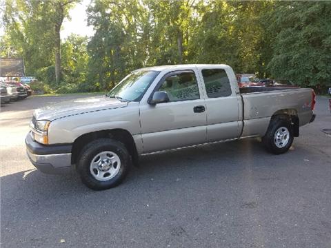2003 Chevrolet Silverado 1500 for sale in Westfield, MA