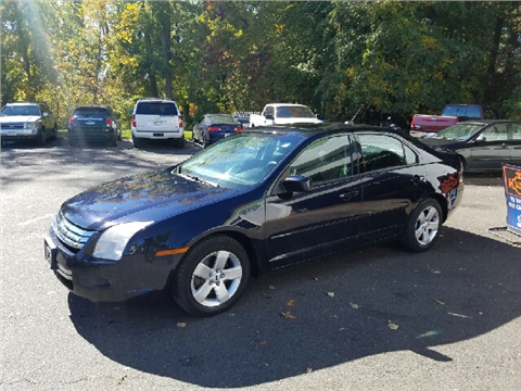 2008 Ford Fusion for sale in Westfield, MA