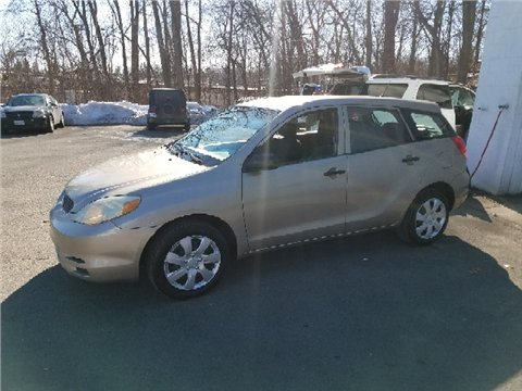 2003 Toyota Matrix for sale in Westfield, MA