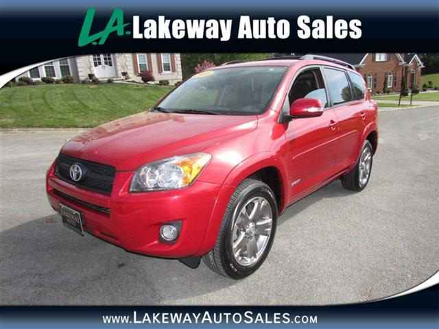 2010 Toyota RAV4 for sale in MORRISTOWN TN