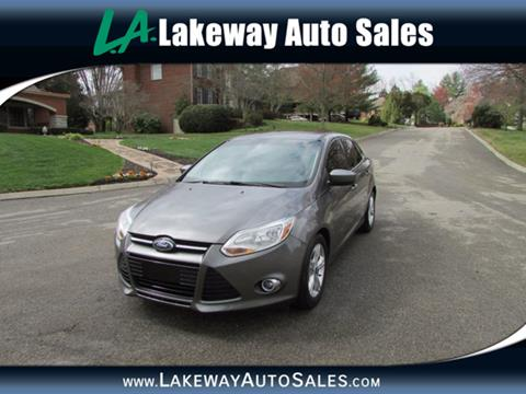 2012 Ford Focus for sale in Morristown, TN
