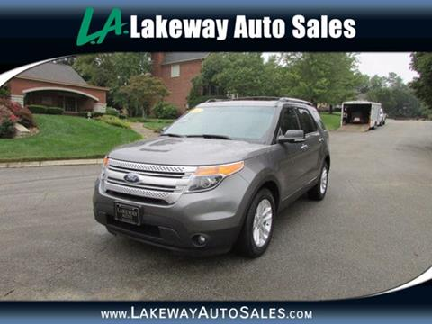 2014 Ford Explorer for sale in Morristown, TN
