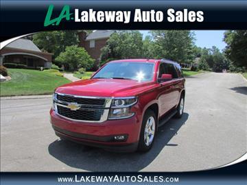 2015 Chevrolet Tahoe for sale in Morristown, TN