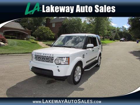 2013 Land Rover LR4 for sale in Morristown, TN