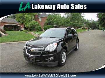 2012 Chevrolet Equinox for sale in Morristown, TN