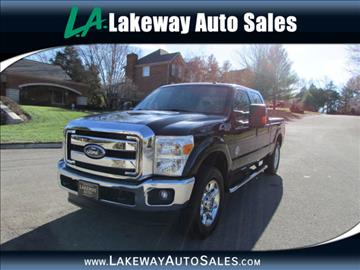 2011 Ford F-250 Super Duty for sale in Morristown, TN