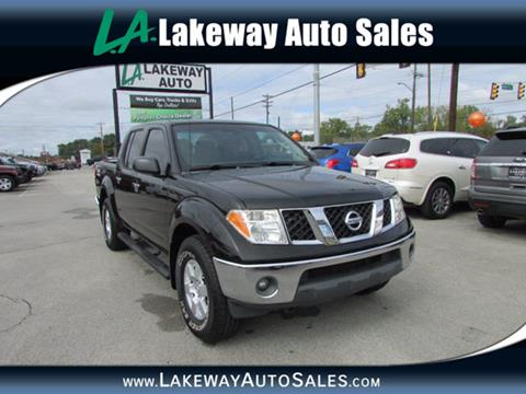 2008 Nissan Frontier for sale in Morristown, TN