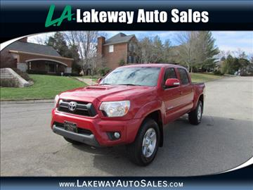 2013 Toyota Tacoma for sale in Morristown, TN
