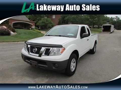 2013 Nissan Frontier for sale in Morristown, TN