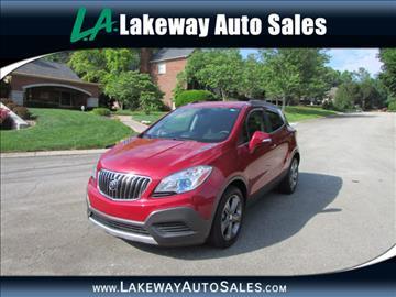 2014 Buick Encore for sale in Morristown, TN