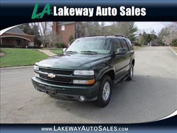 2004 Chevrolet Tahoe for sale in Morristown, TN