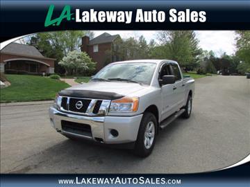 2013 Nissan Titan for sale in Morristown, TN