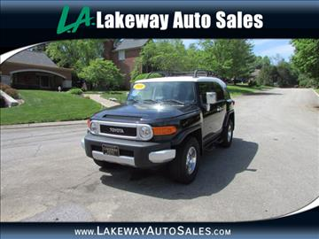 2008 Toyota FJ Cruiser for sale in Morristown, TN