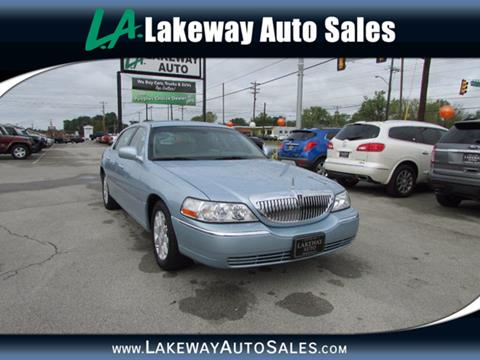 2009 Lincoln Town Car for sale in Morristown, TN