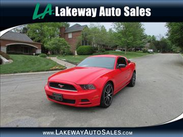 2014 Ford Mustang for sale in Morristown, TN