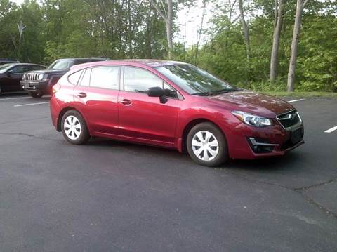2016 Subaru Impreza for sale in North Grafton, MA