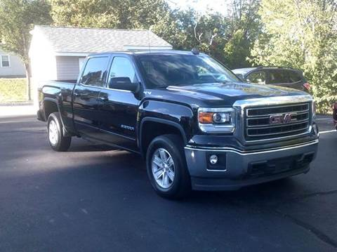 2015 GMC Sierra 1500 for sale in North Grafton, MA