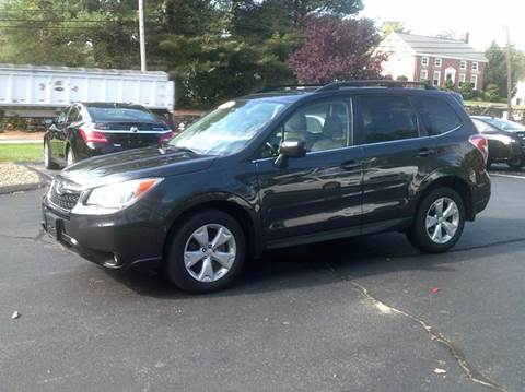 2015 Subaru Forester for sale in North Grafton, MA